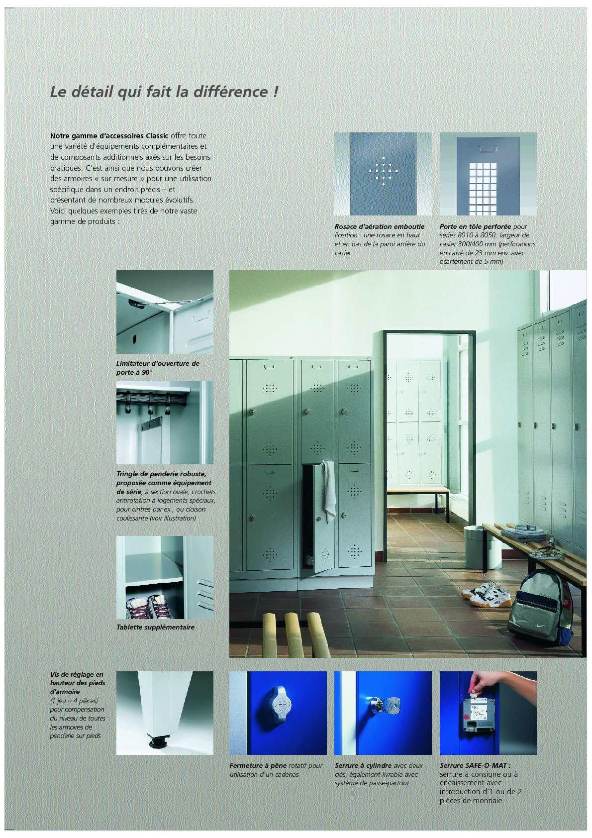 calam o casier vestiaire bureau. Black Bedroom Furniture Sets. Home Design Ideas
