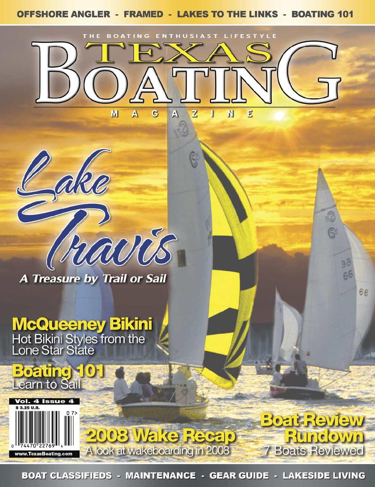 Calamo Texas Boating Magazine Vol 4 Issue Mastercraft Maristar Wiring Diagram
