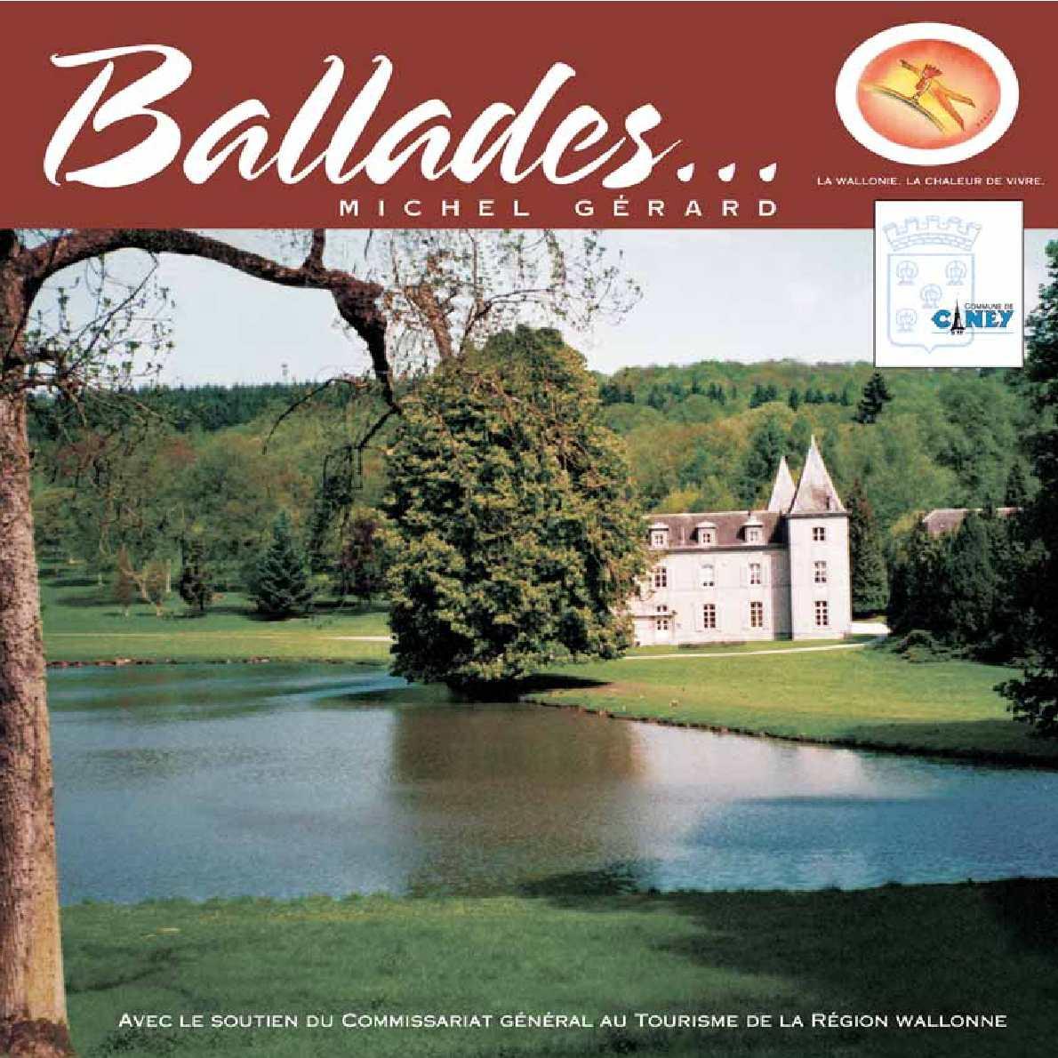 Ballades de châteaux en châteaux