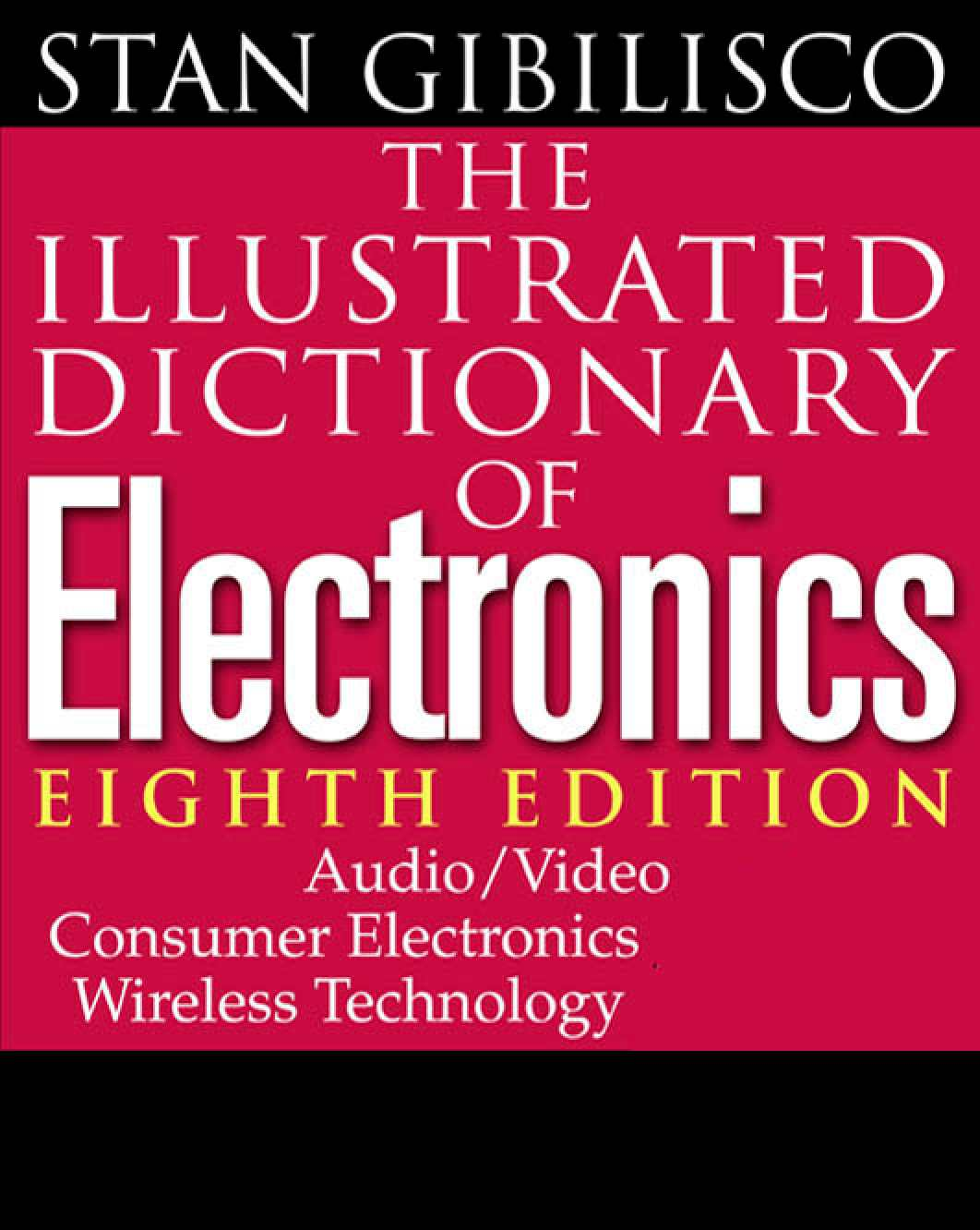 Calamo The Illustrated Dictionary Of Electronics Powerline Carrier System Transmitter For Audio Music Speech