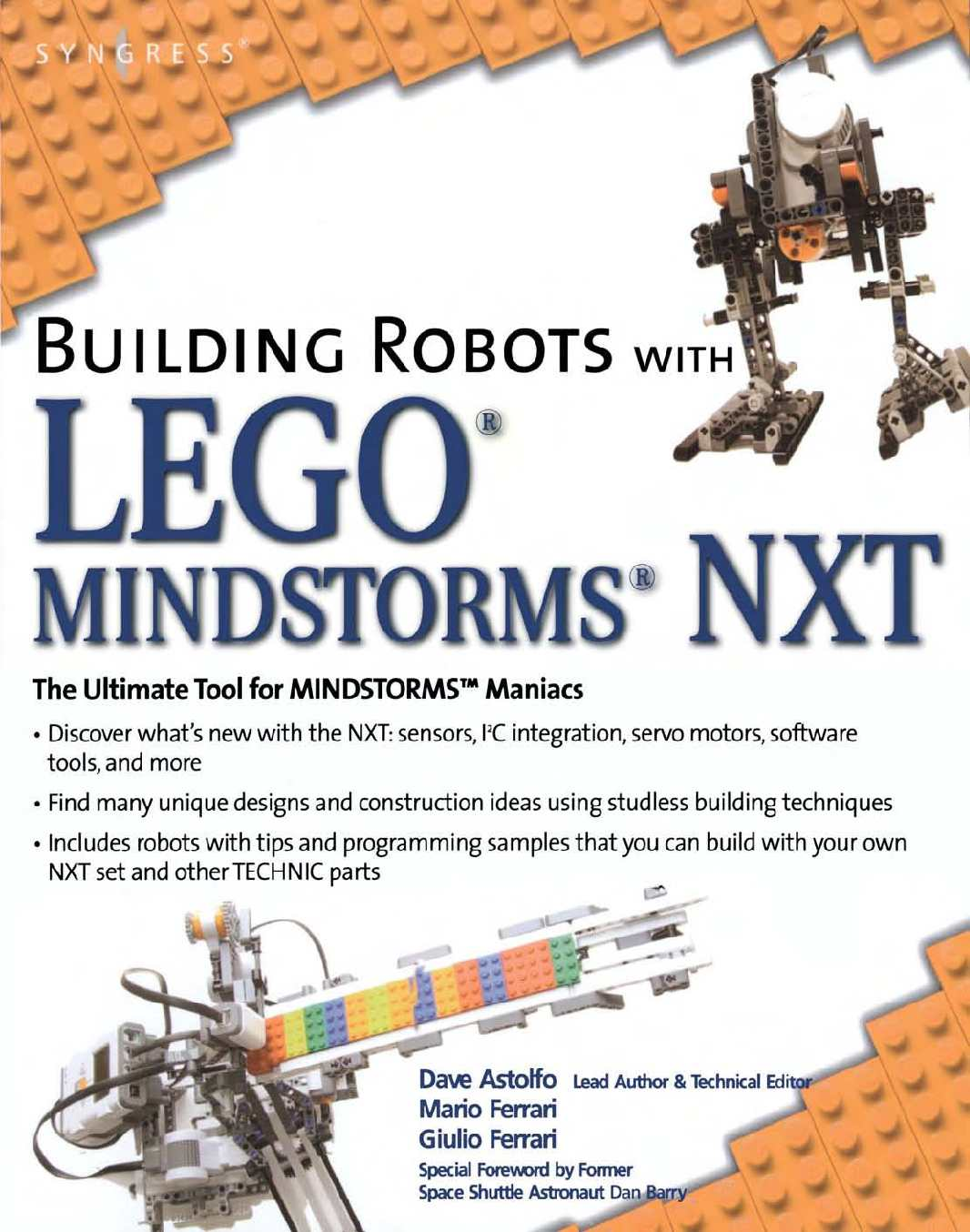Calamo Building Robots With Lego Mindstorms Nxt Very Basic Motion Tracking 2 Pir Sensors Lucky Larry
