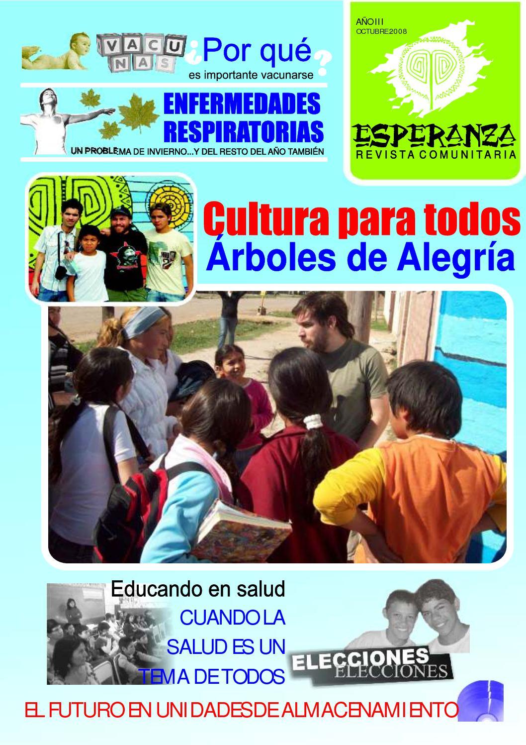 Calaméo - Revista Comunitaria ESPERANZA N° 3