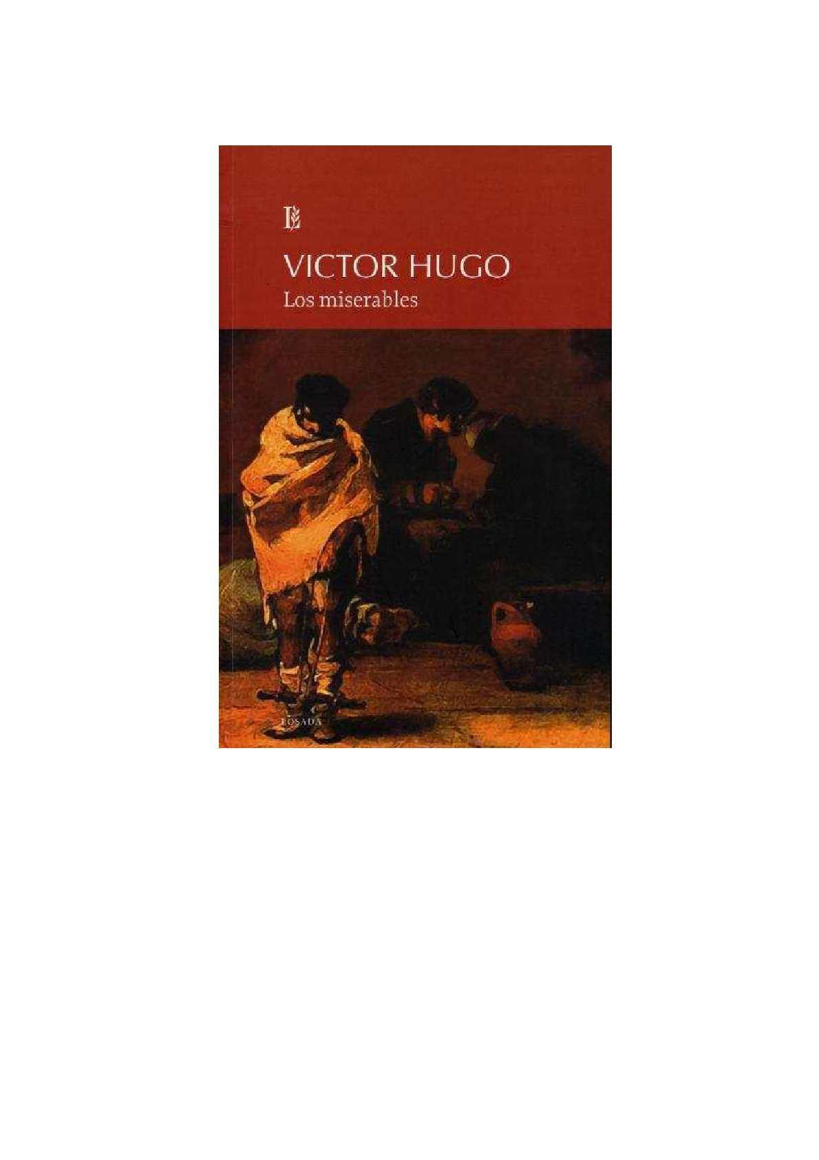 Calaméo - Los miserables- Victor hugo