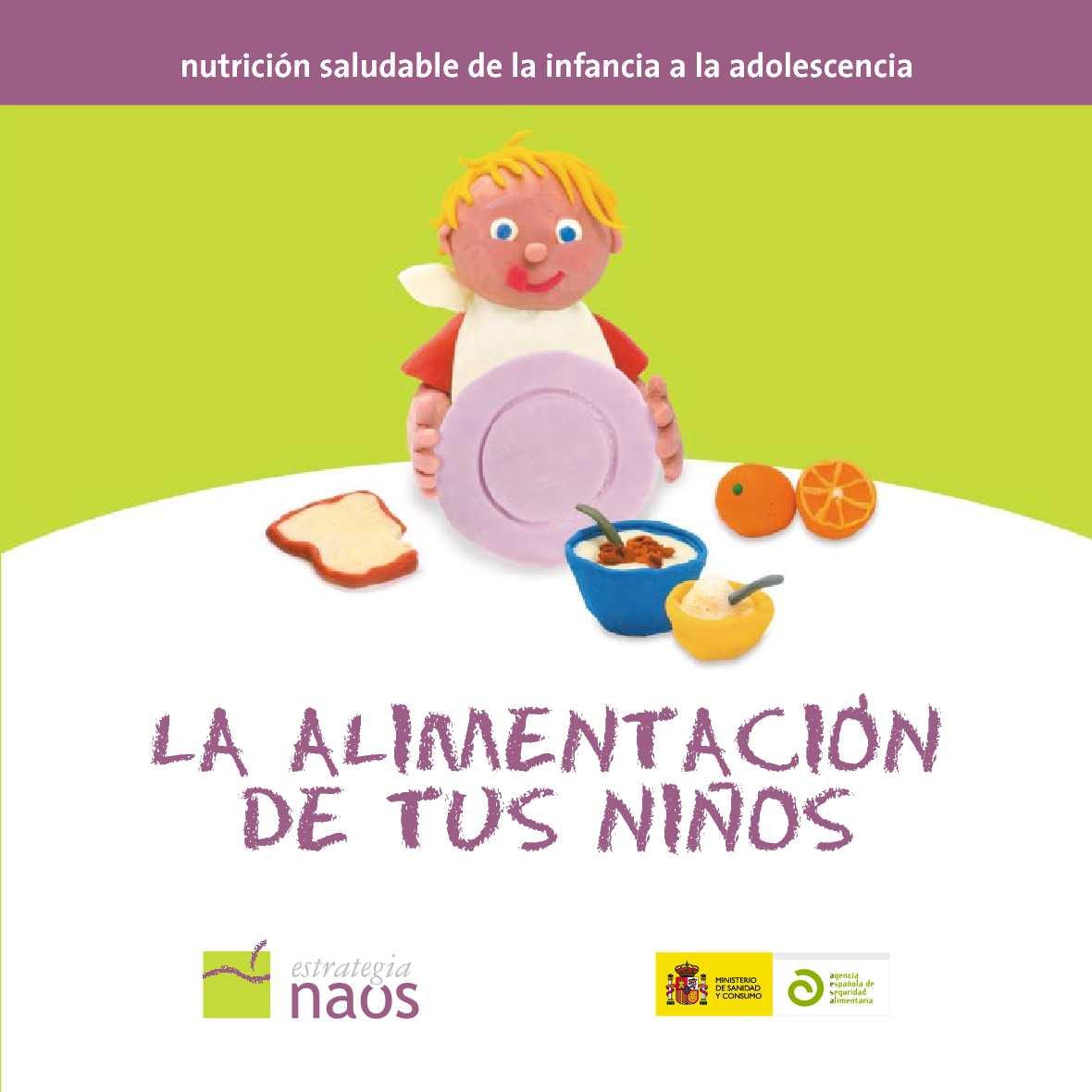 Calam O Normas Sobre Alimentaci N Para Ni Os Y Adolescentes
