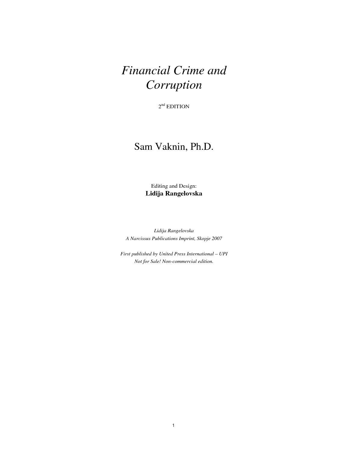 Calamo Corruption And Financial Crime Pdf Led Color Organ Triple Deluxe Construction Circuit