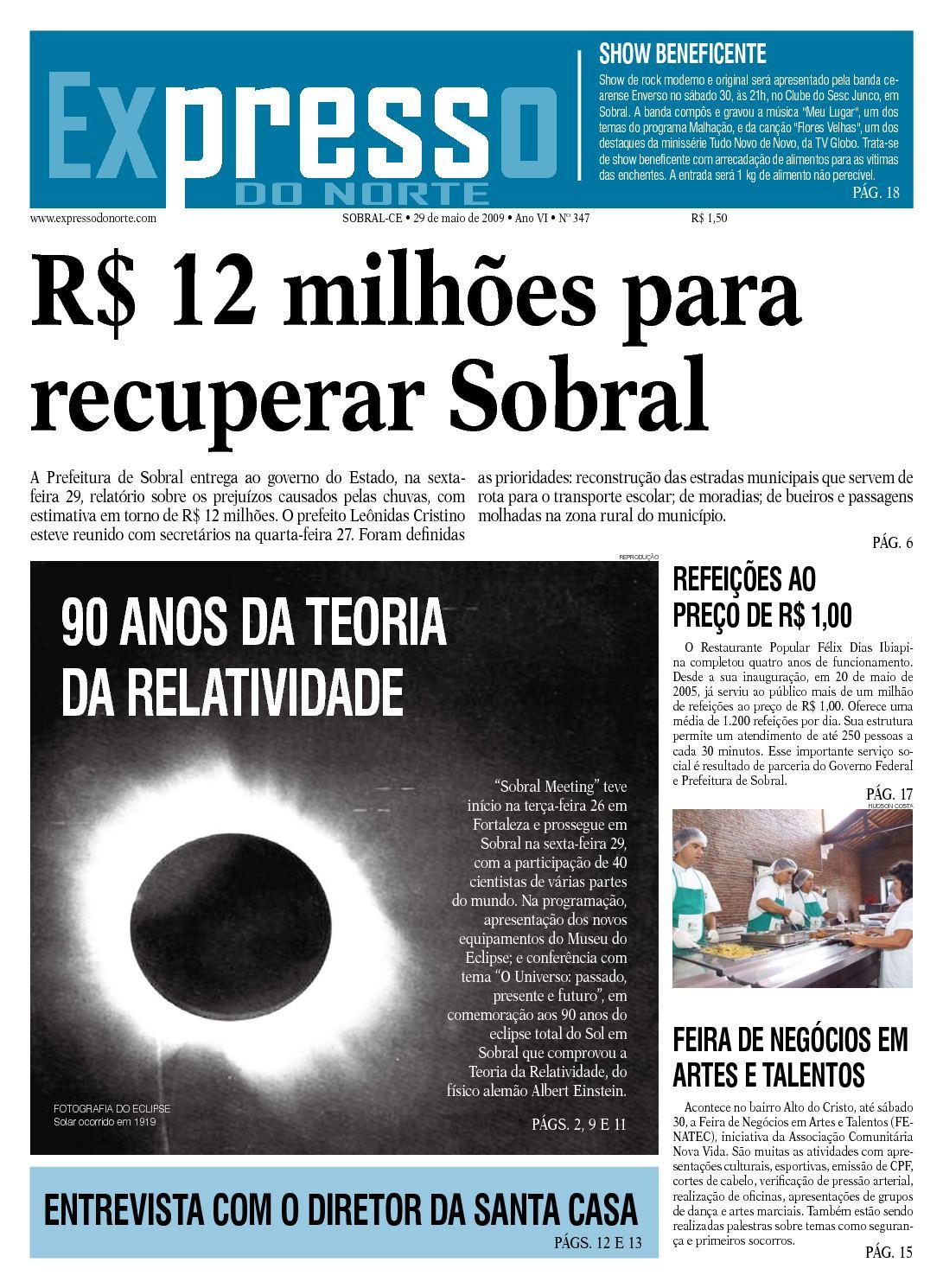Calaméo - Jornal Expresso do Norte - Edição 347 d37dab7193