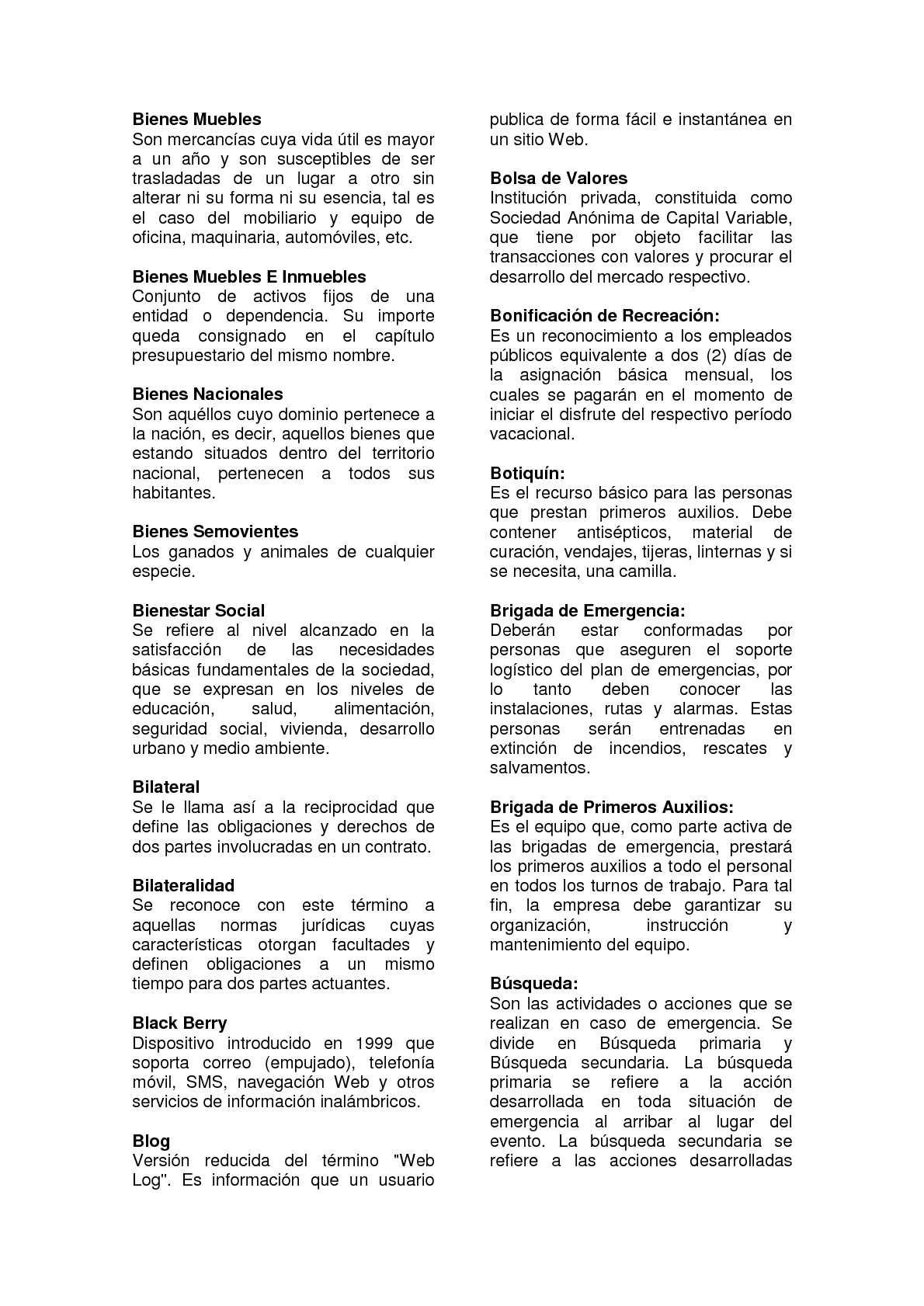 Diccionario De Terminos Administrativos Calameo Downloader # Le Font Muebles
