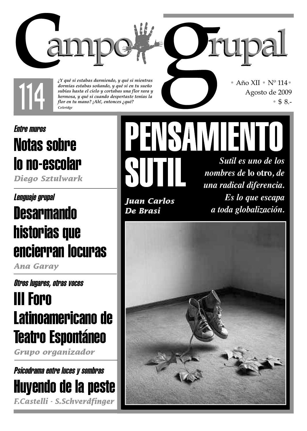 Calaméo - Campo Grupal 114