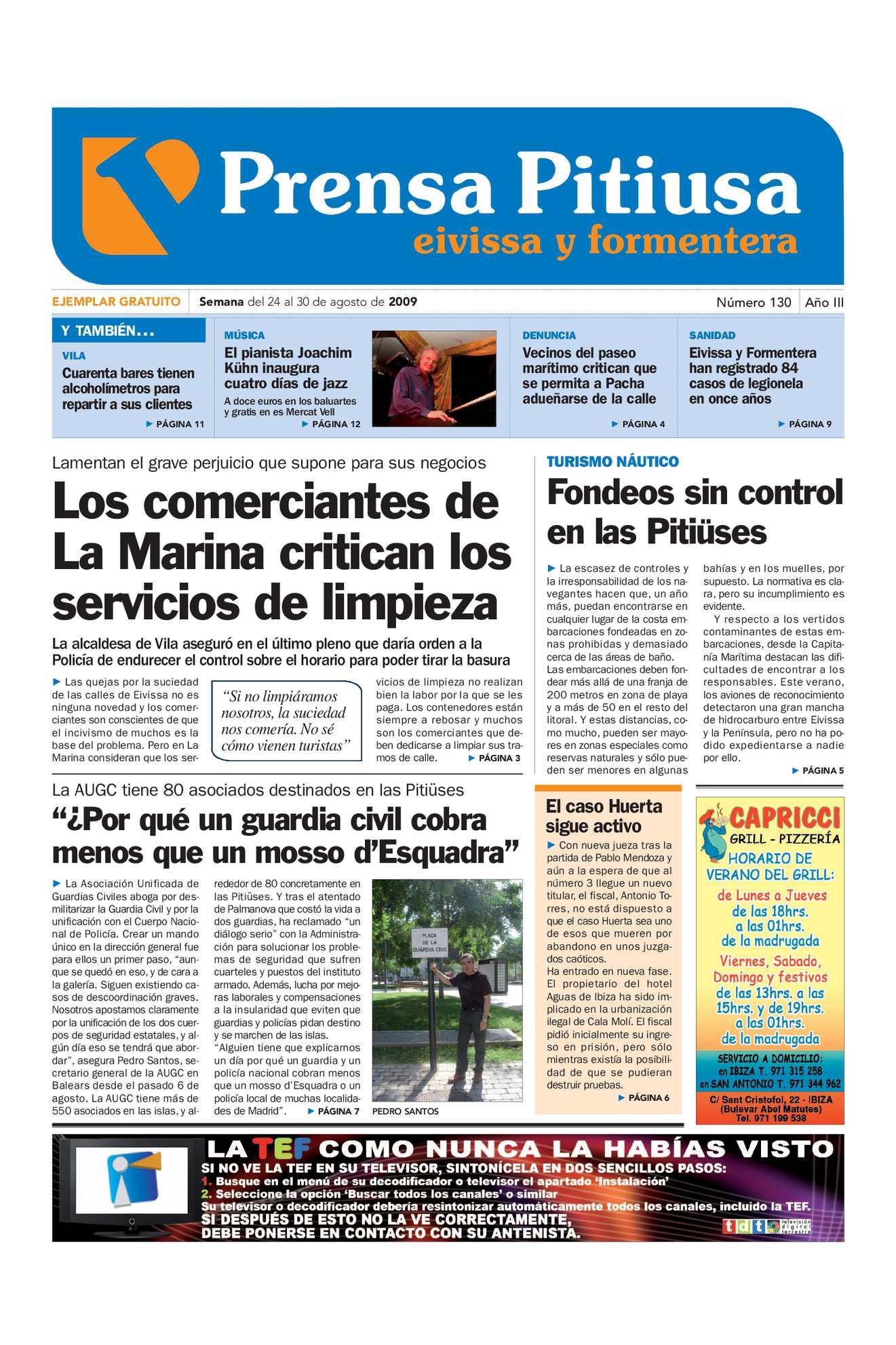 Calaméo - Prensa Pitiusa edición 130