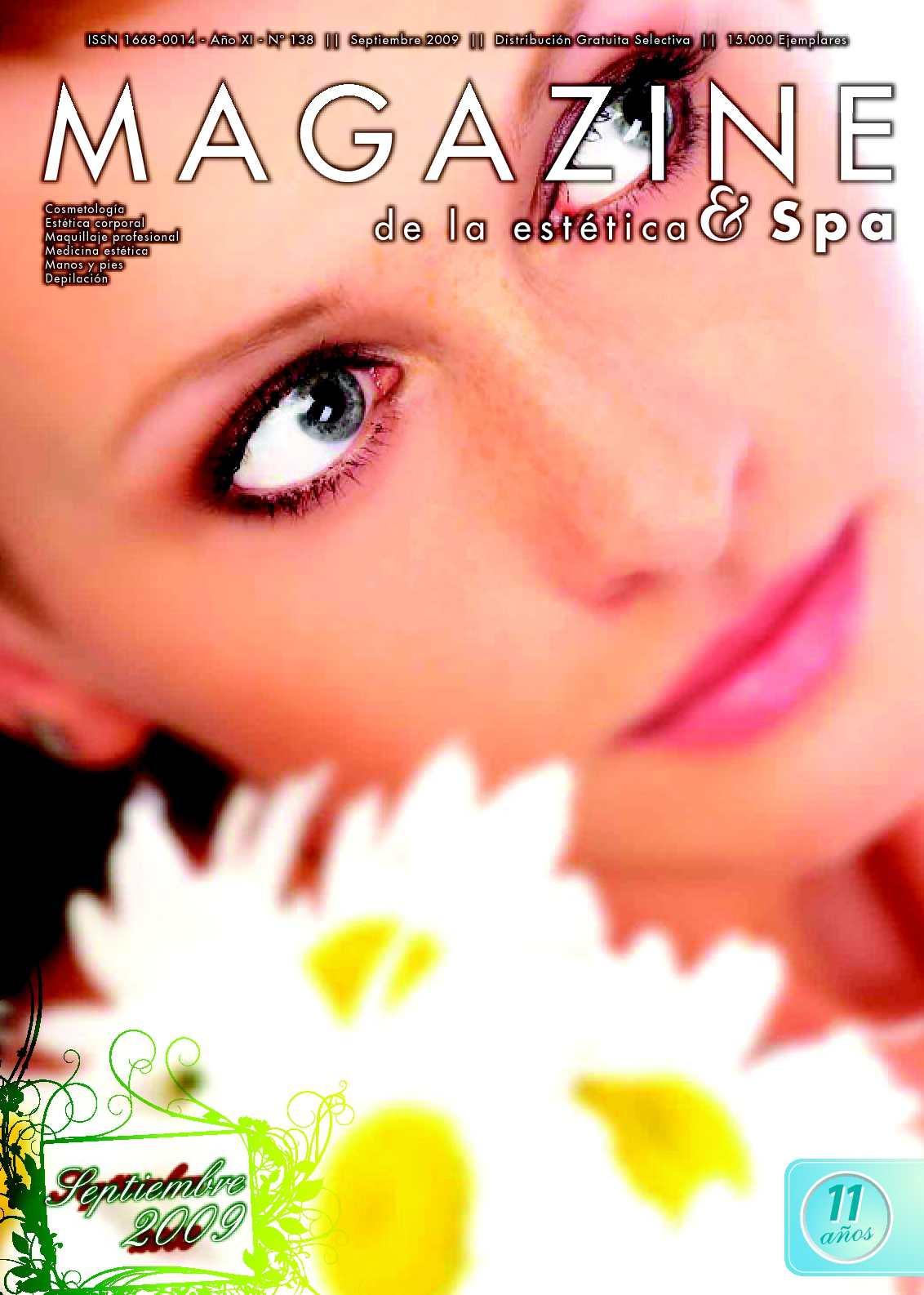 Calaméo - Magazine de la Estética & Spa - Septiembre 2009