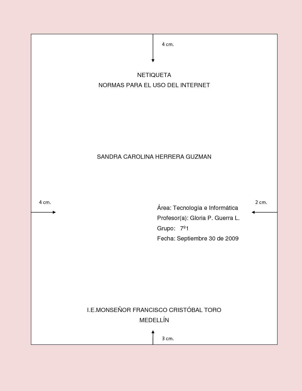 Calaméo - Normas ICONTEC para la elaboración de un trabajo ... - photo#25