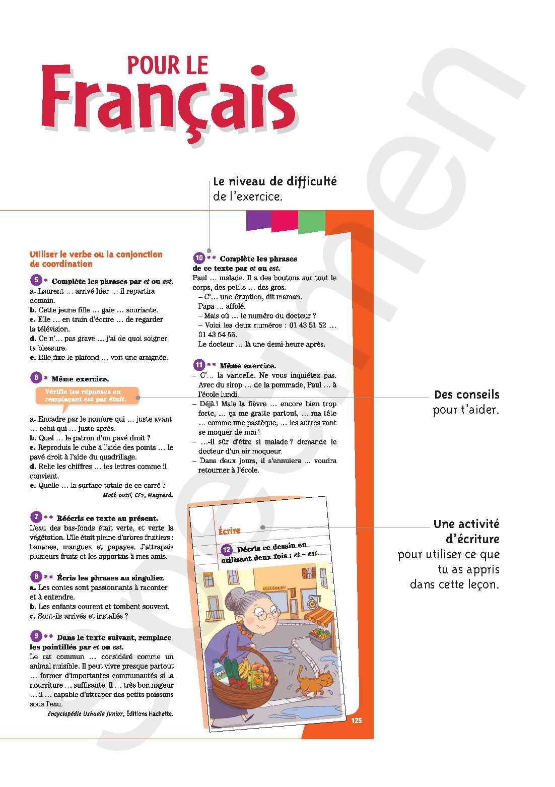 Extrait De Outils Pour Le Francais Ce2 Calameo Downloader