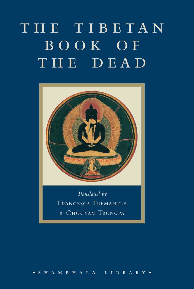 tibetan book of the dead jung commentary