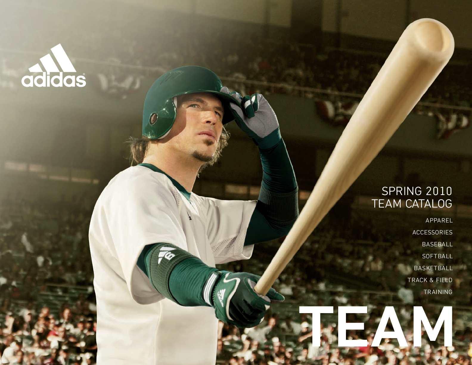 cf26f2d30a6 Calaméo - Adidas 2010 Spring Team Catalog