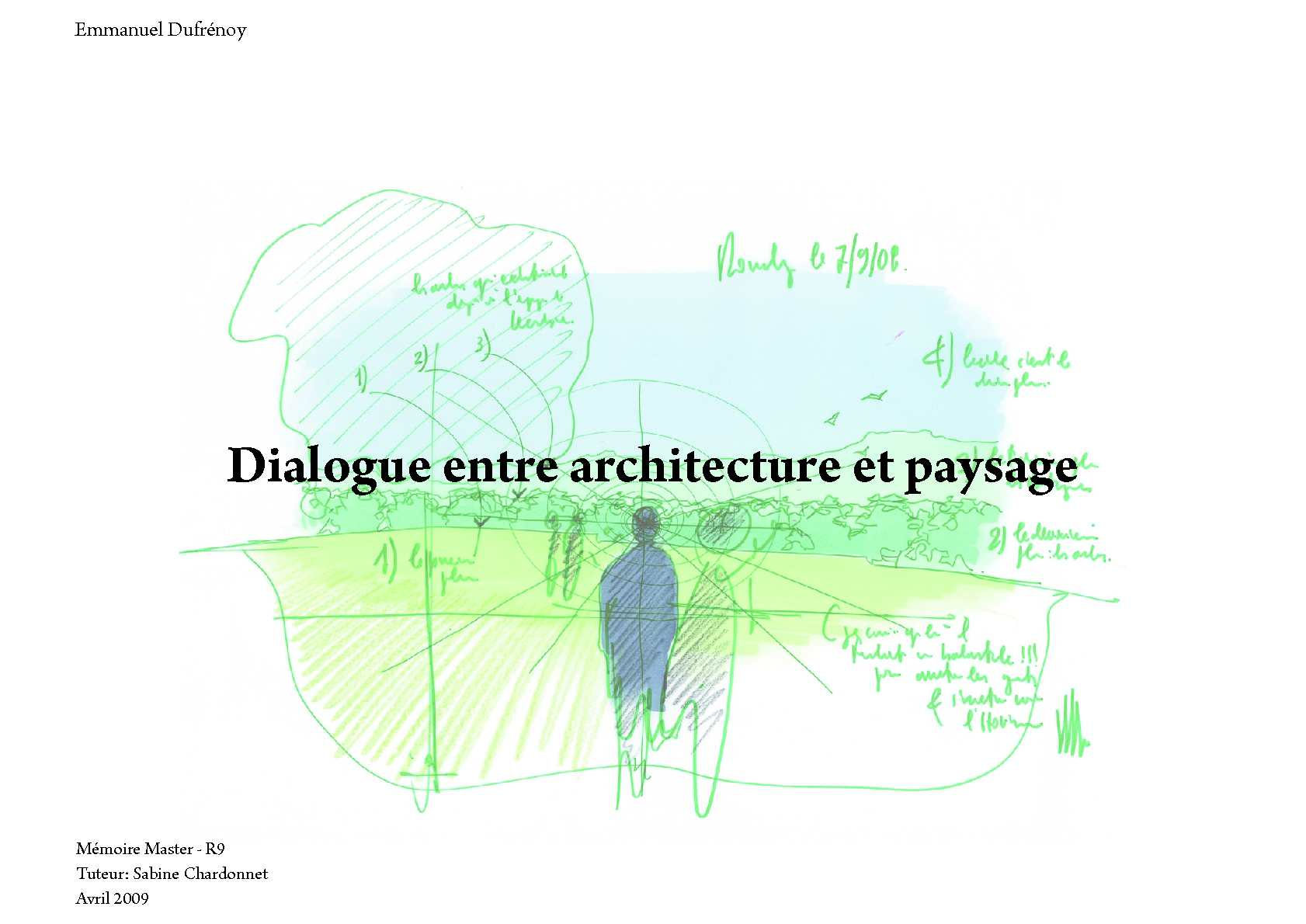 calam o dialogue entre architecture et paysage. Black Bedroom Furniture Sets. Home Design Ideas