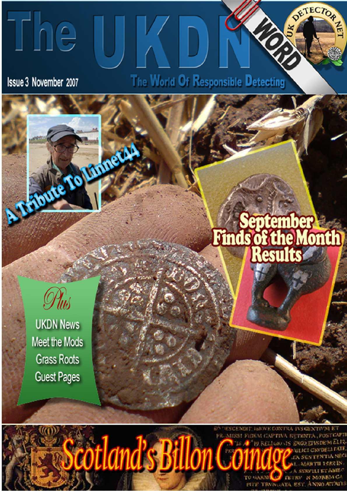 UKDN Word Issue 3 November 2007