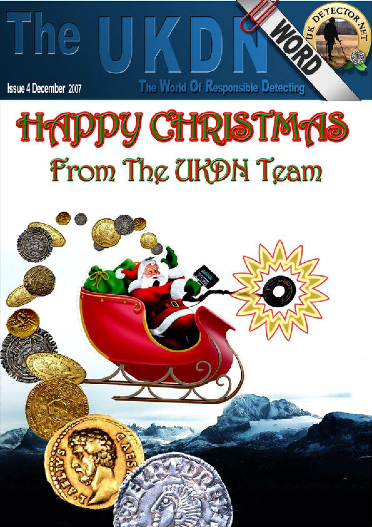 UKDN Word Issue 4 December 2007