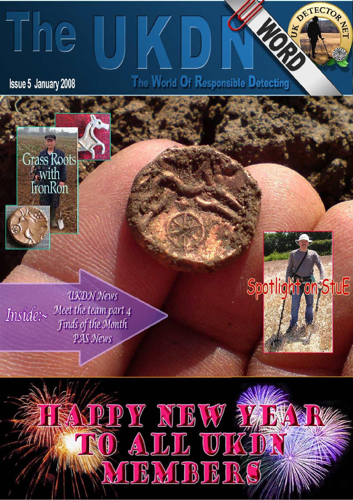 UKDN Word Issue 5 January 2008