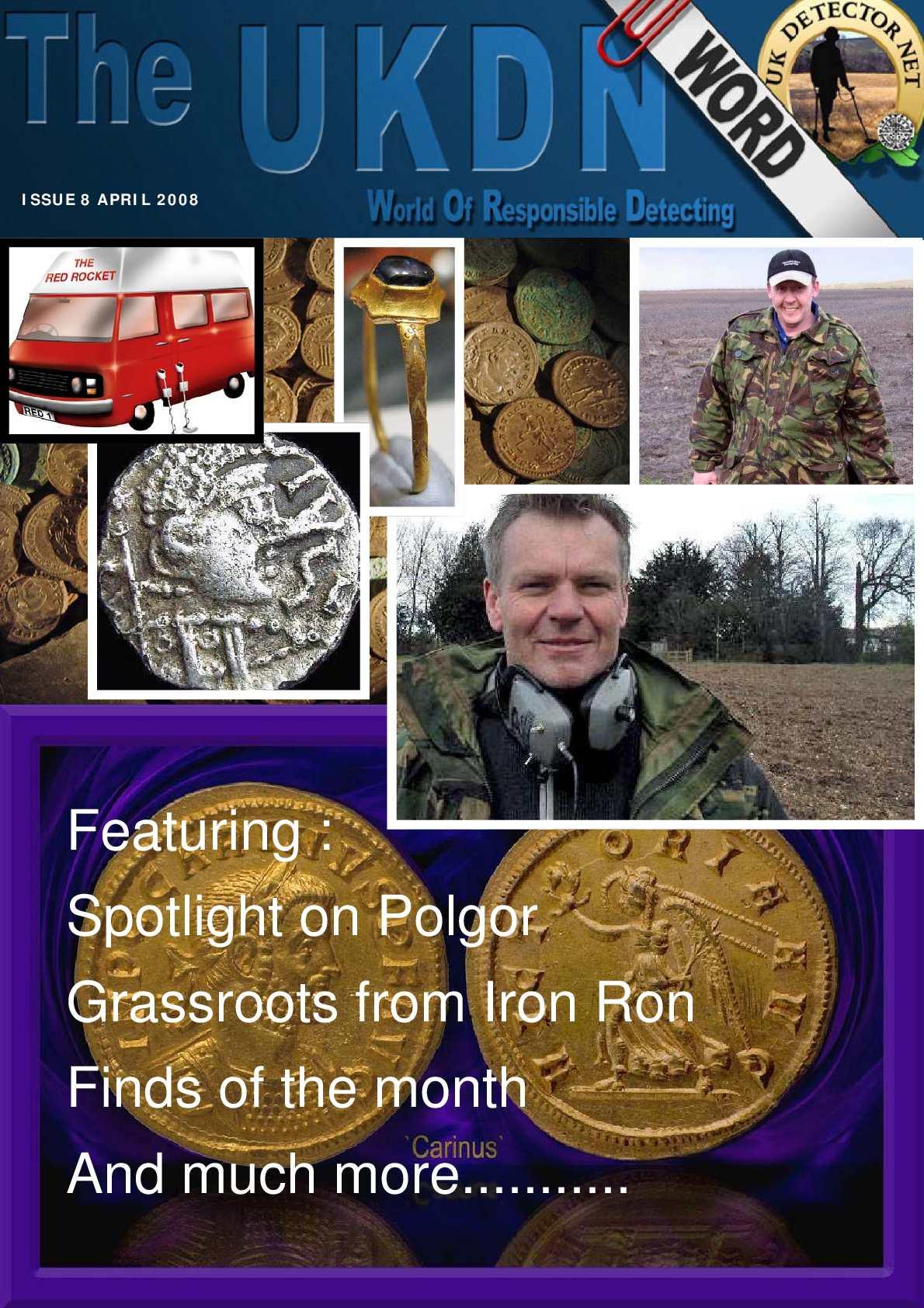 UKDN Word Issue 8 April 2008