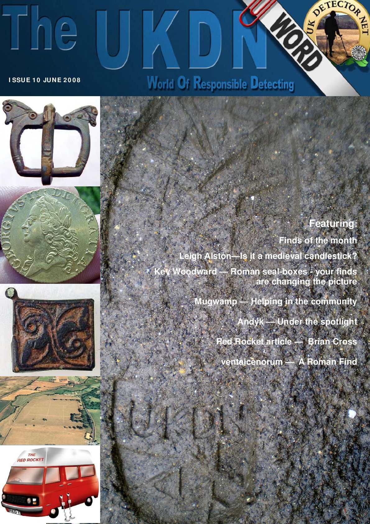 UKDN Word Issue 10 June 2008