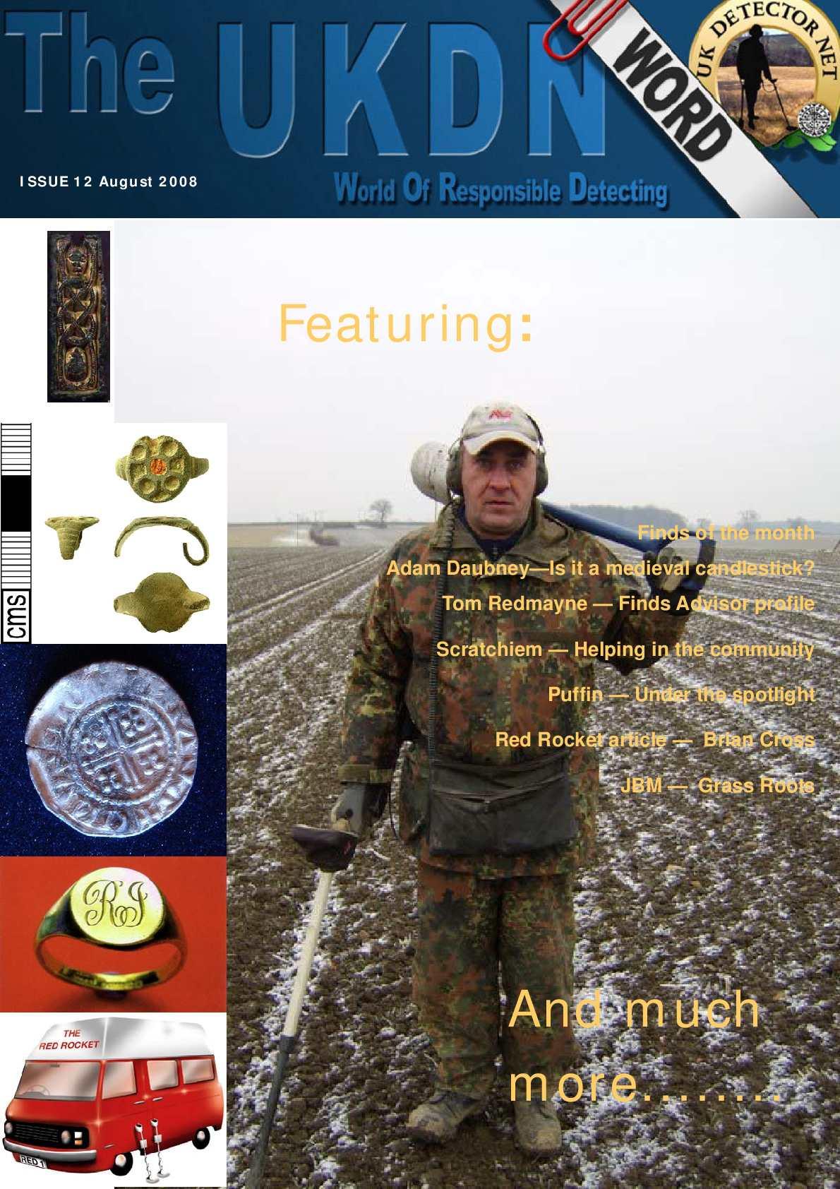 UKDN Word Issue 12 August 2008