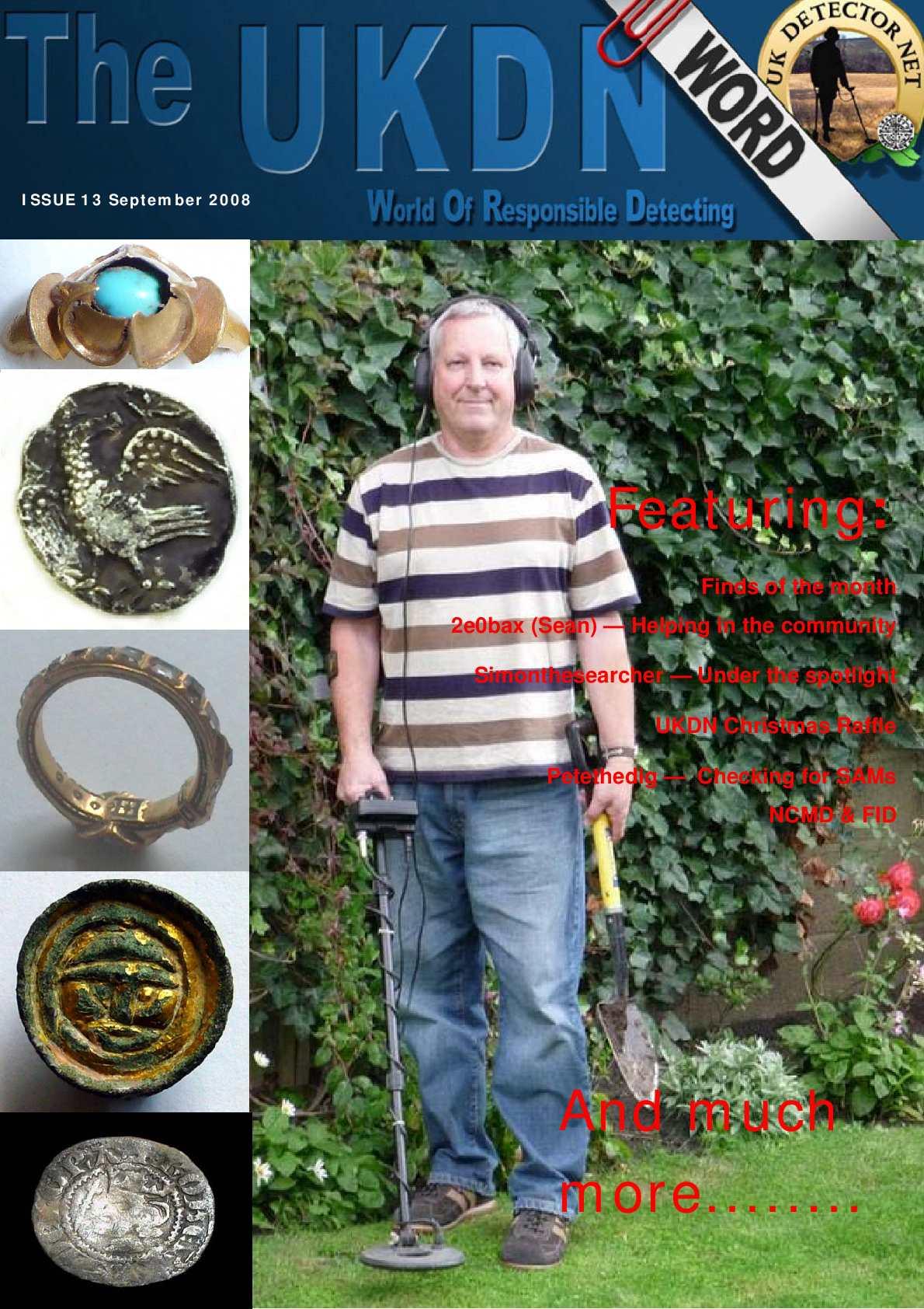UKDN Word Issue 13 September 2008