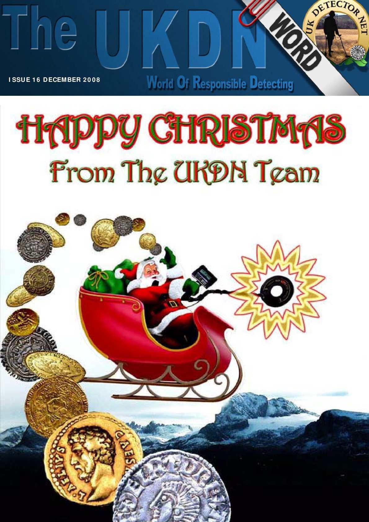 UKDN Word Issue 16 December 2008
