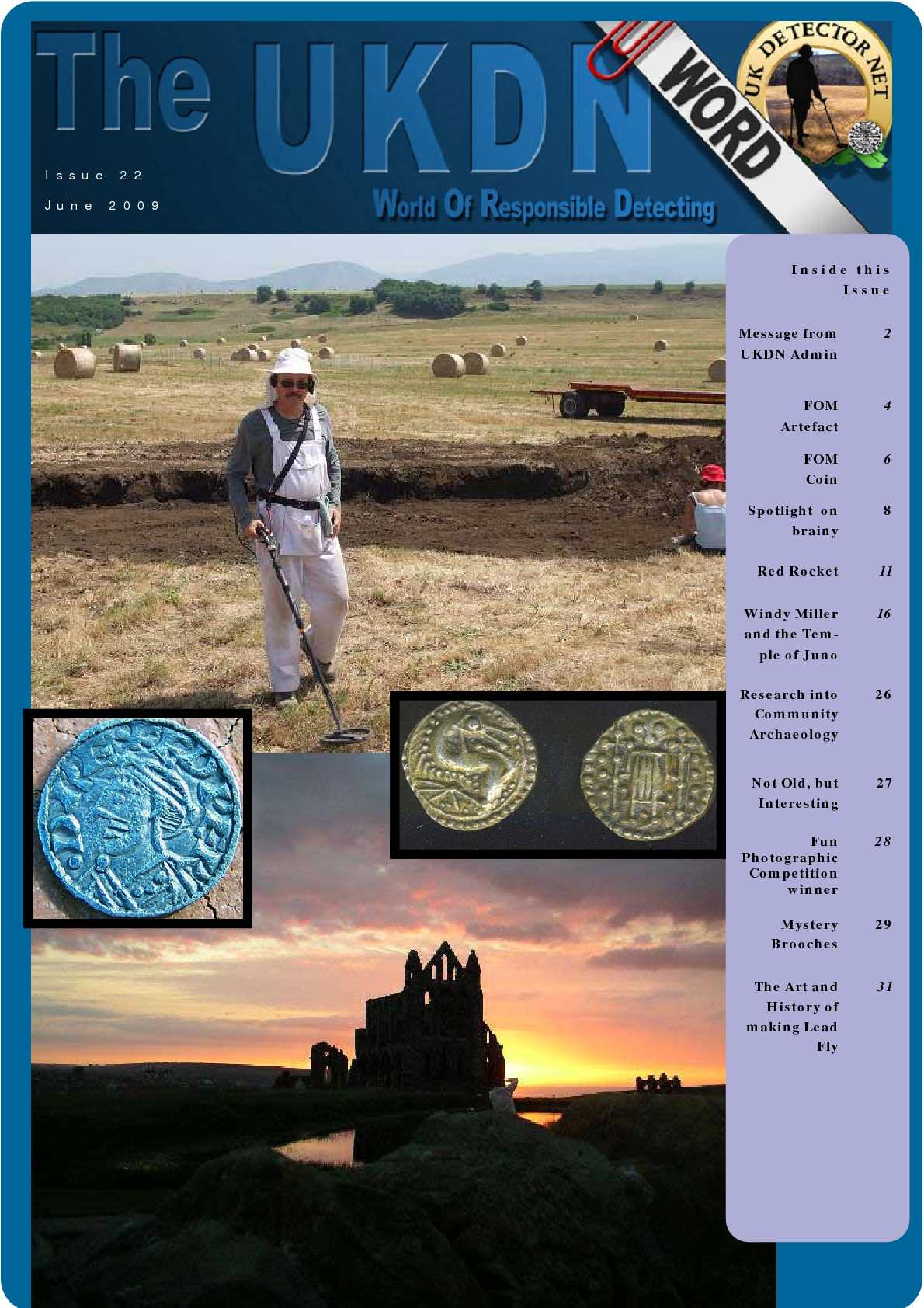 UKDN Word Issue 22 June 2009