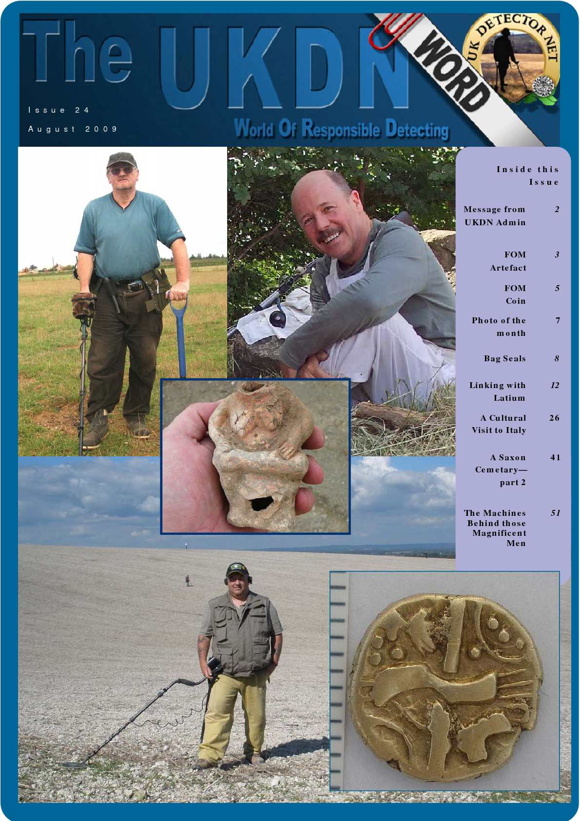 UKDN Word Issue 24 August 2009