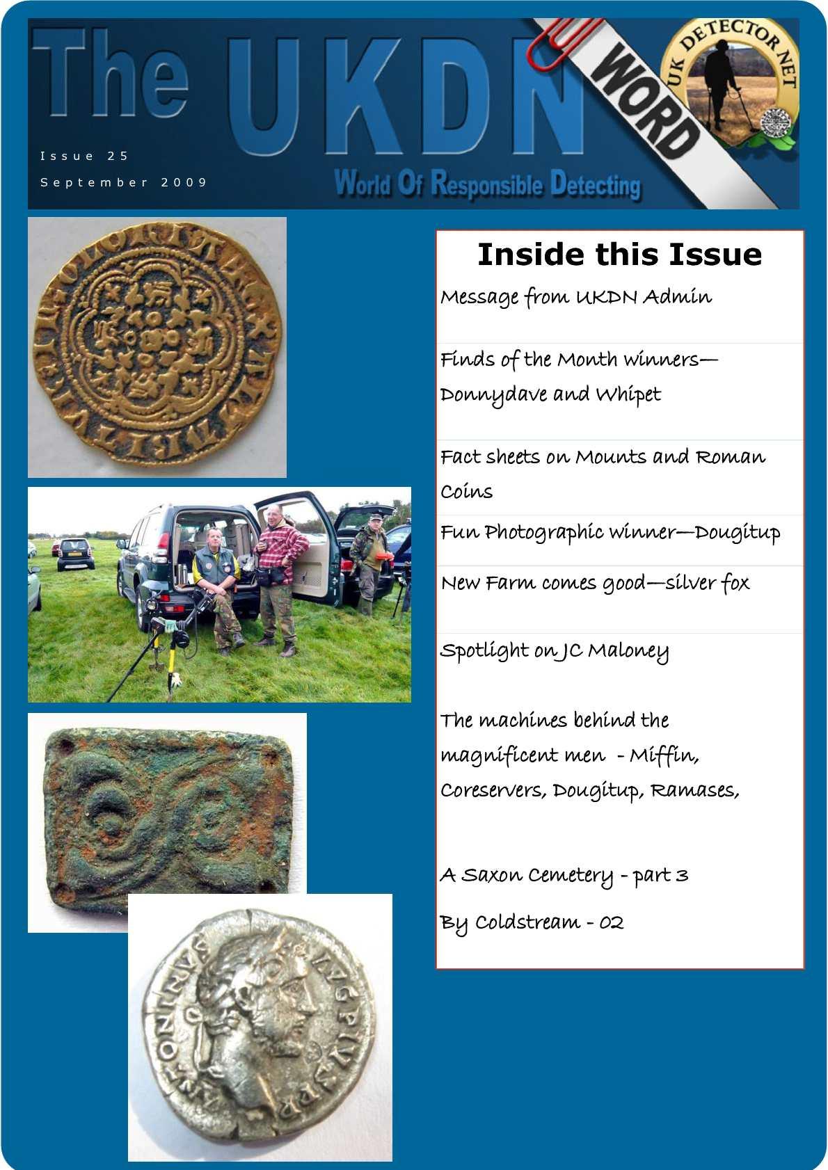 UKDN Word Issue 25 September 2009