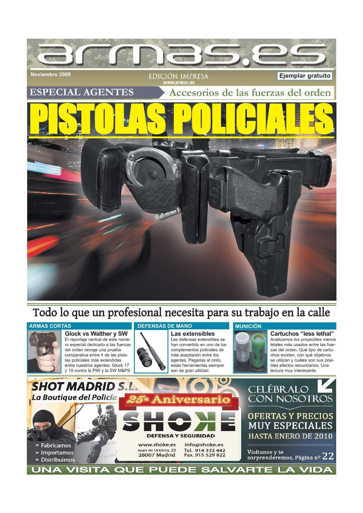 Calaméo - -ARMAS especial Noviembre