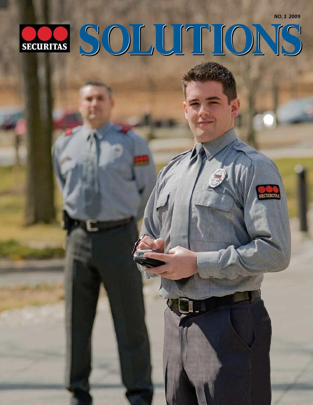 Calam 233 O Magazine Securitas Estados Unidos