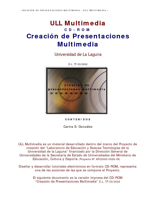 Calaméo - Creaciones de Presentaciones Multimedia