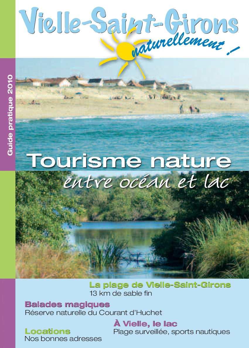 Calam o office de tourisme de vielle saint girons landes brochure 2010 - Canet plage office du tourisme ...