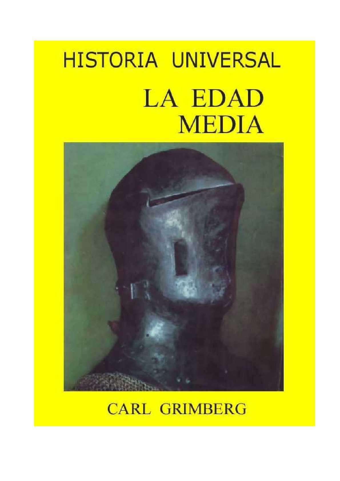 La Edad Media - Grimberg