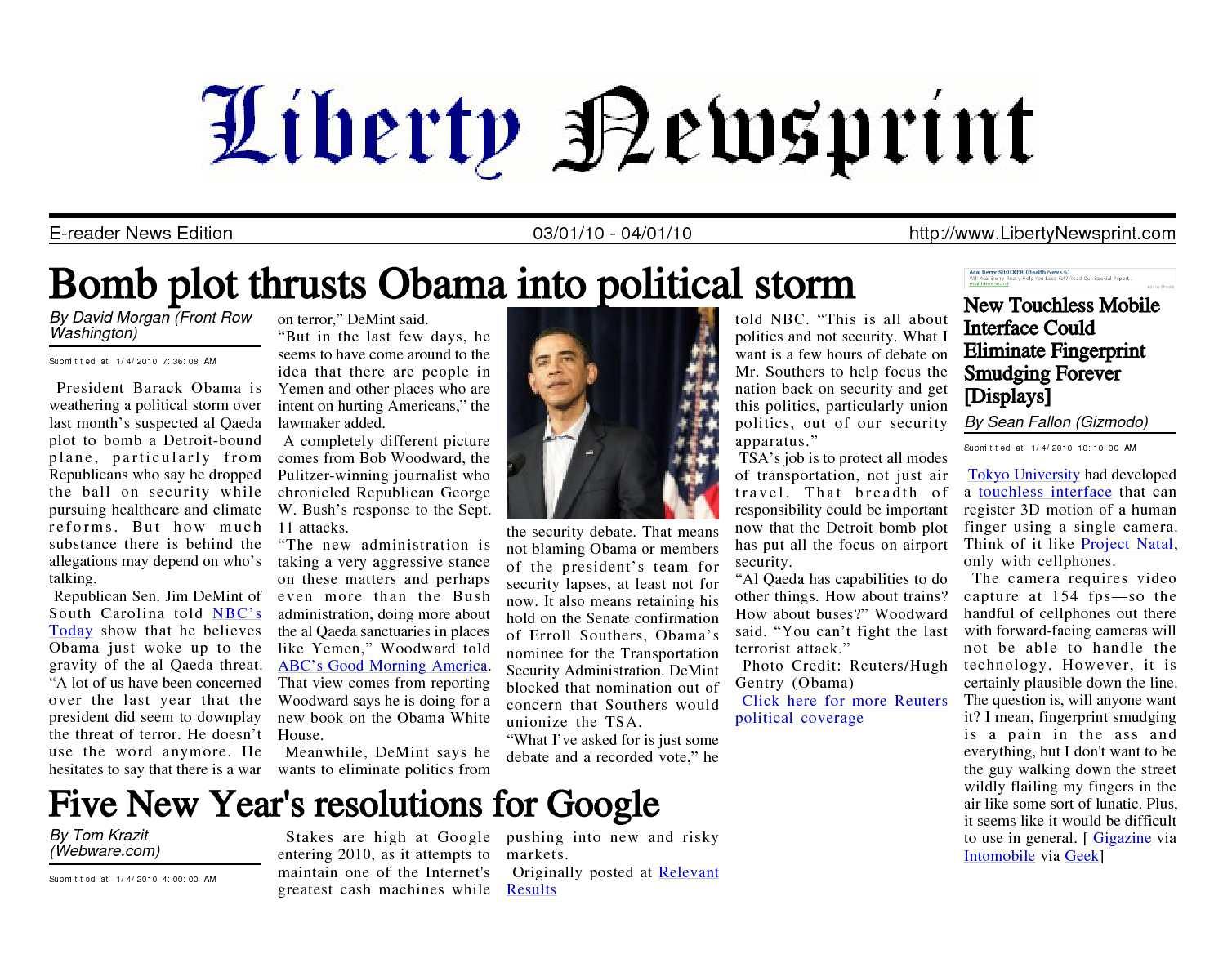 Calamo liberty newsprint jan 04 10 fandeluxe Images