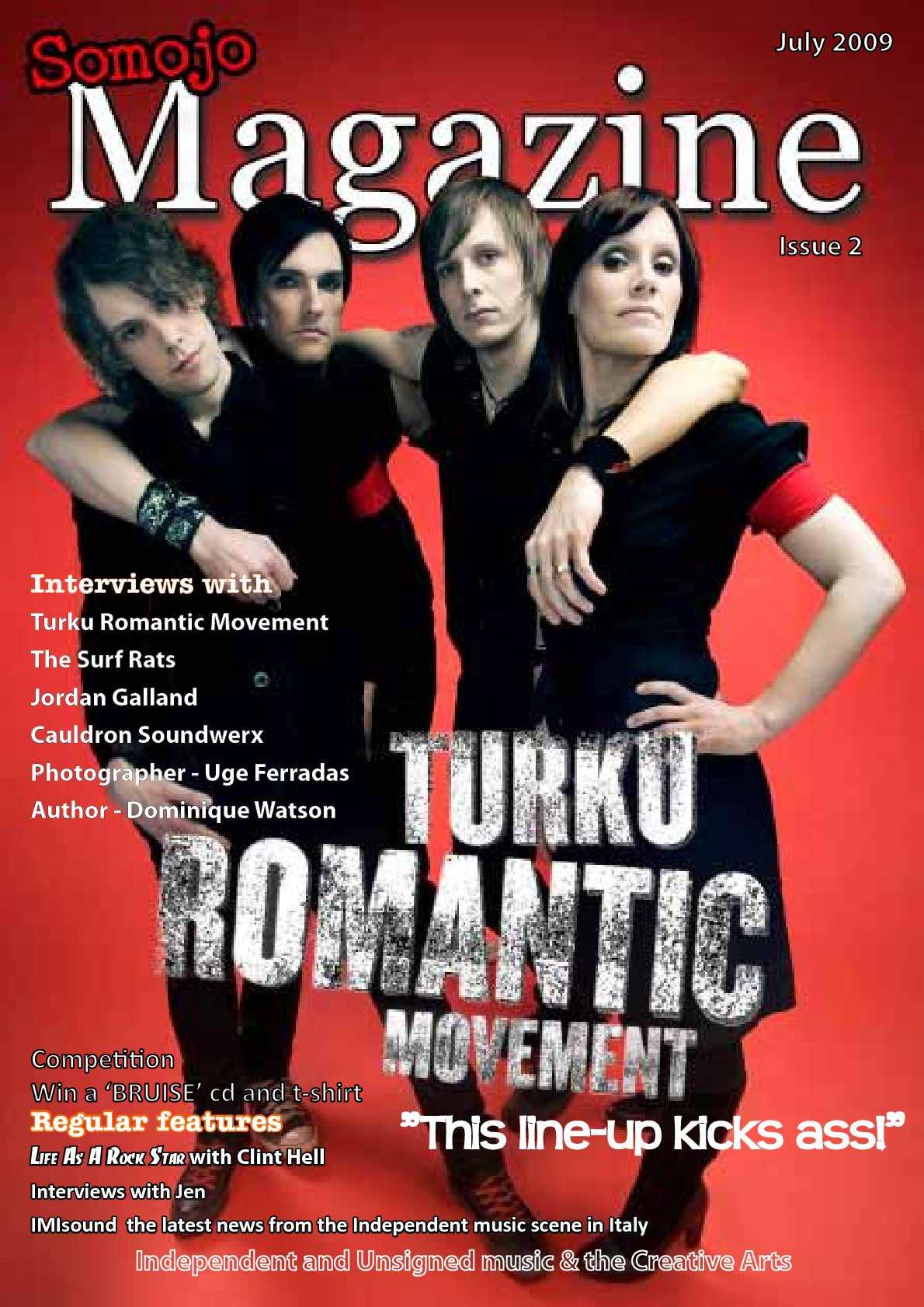Somojo Magazine issue 2