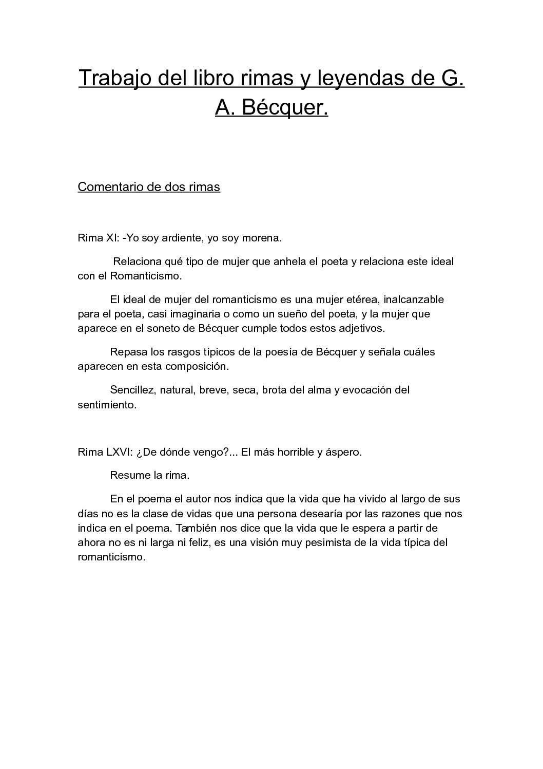 Calaméo - Rimas y Leyendas Gerard Alonso