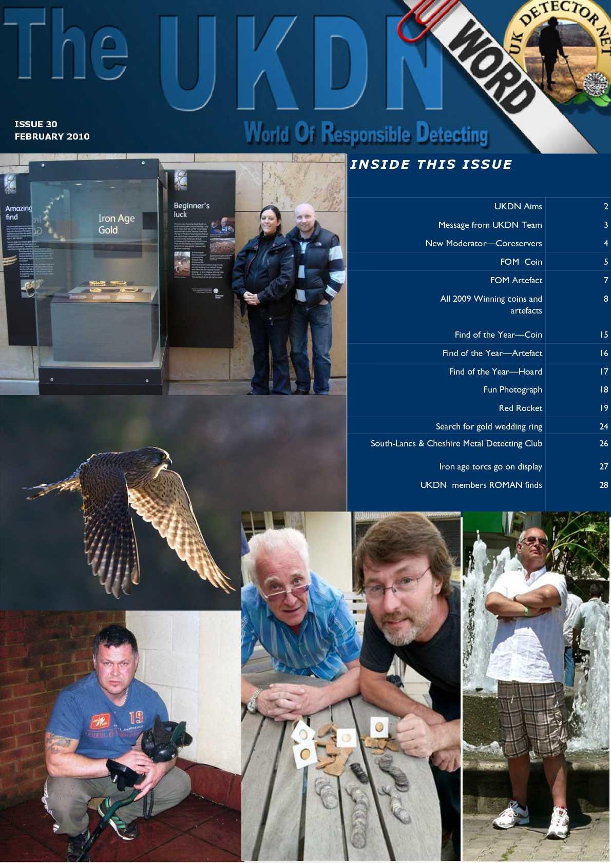 UKDN Word Issue 30 - February 2010