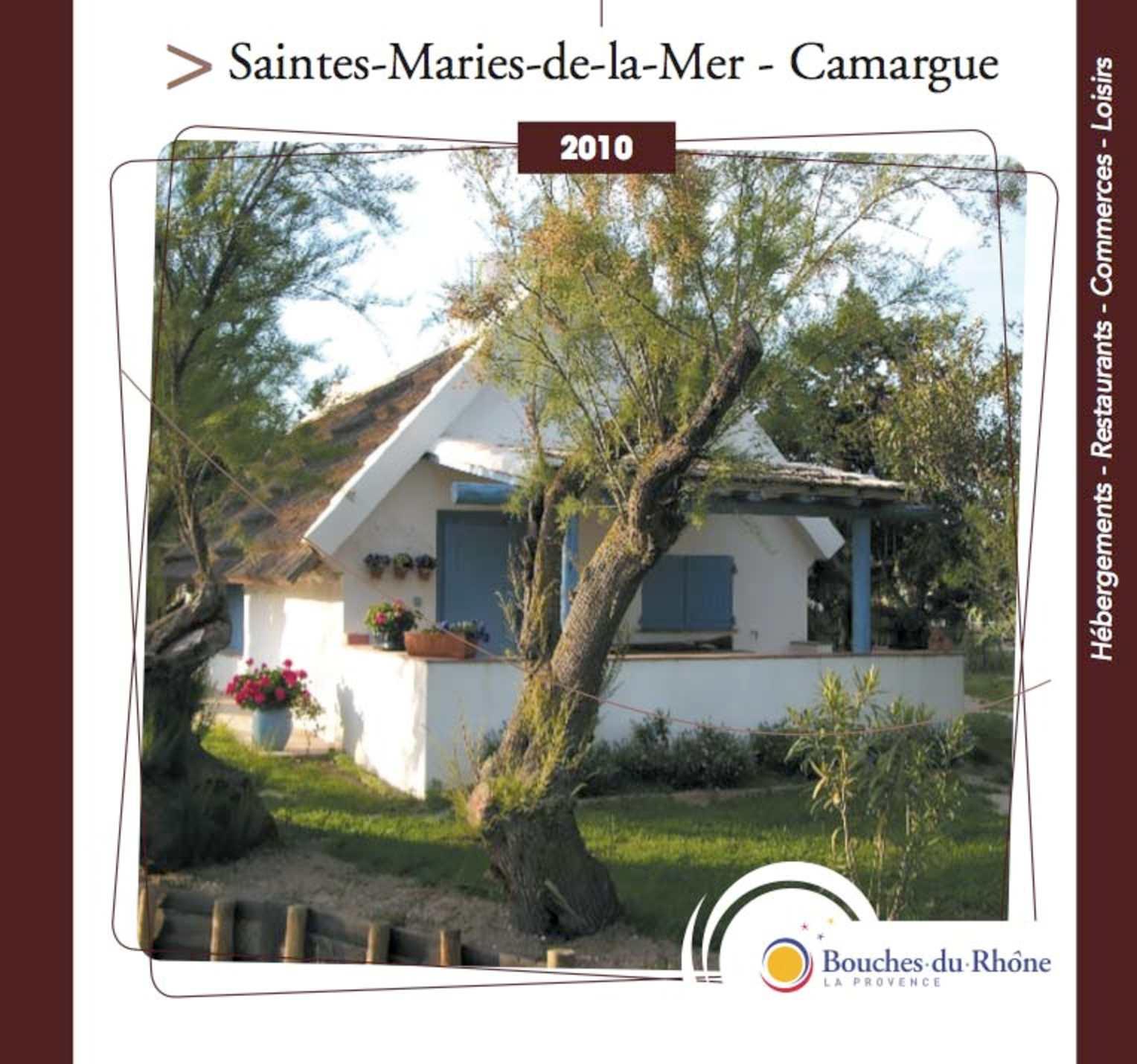 Calam O Camargue Saintes Maries De La Mer Guide Des