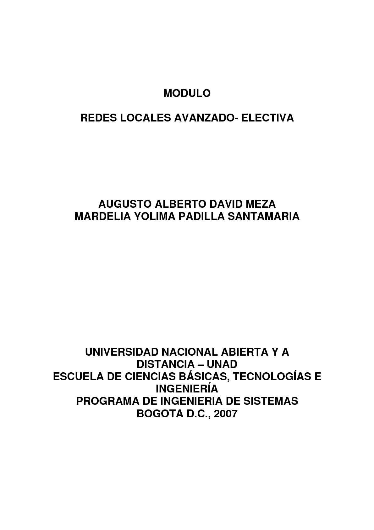 Calaméo - Modulo Redes Avanzadas