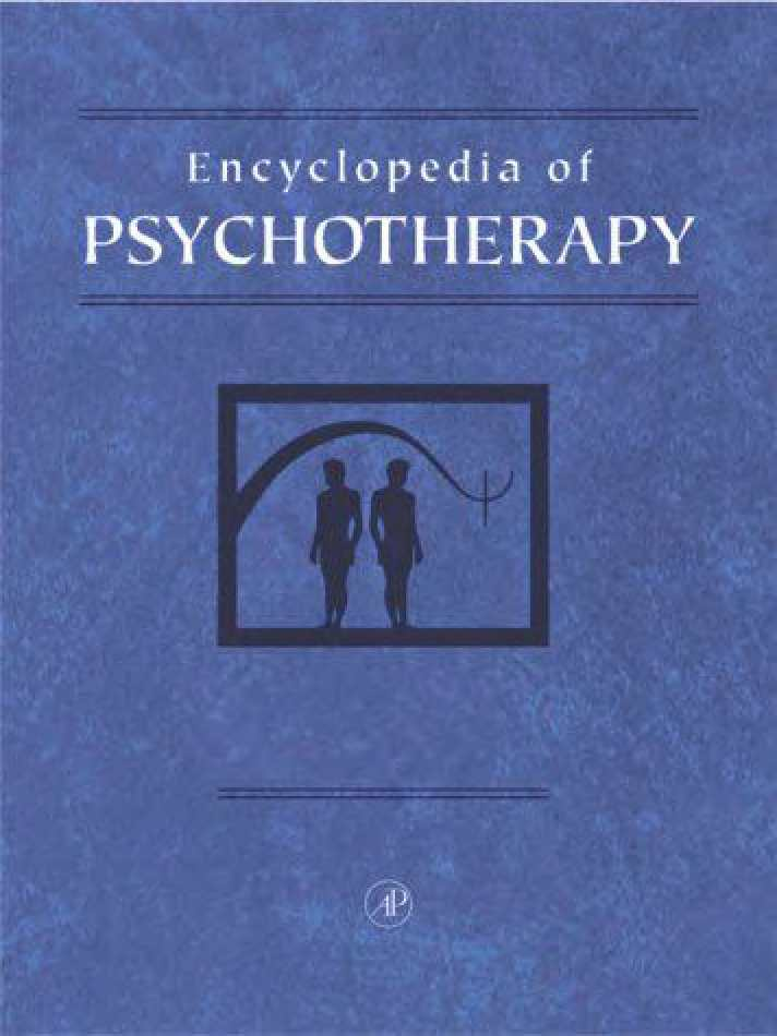 Calamo Encyclopedia Of Psychotherapy