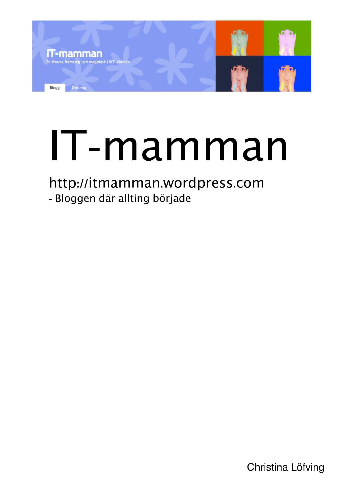 Calaméo - IT-mamman - där det hela började 2004f38f936c0