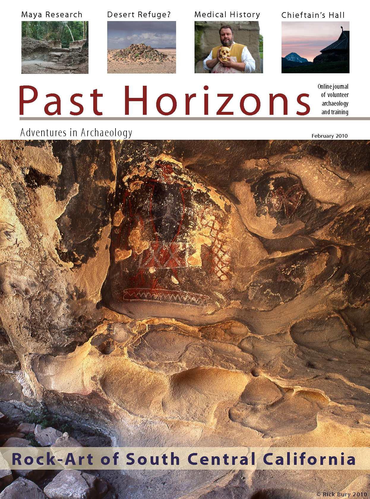 11: Adventures in Archaeology - Past Horizons Magazine  Feb 2010