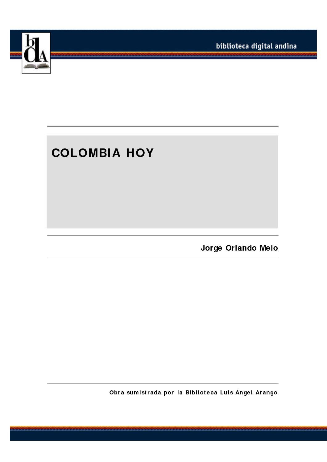 Calaméo - historia colombiana