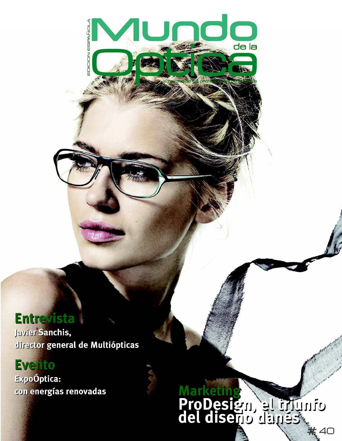 Calaméo - Mundo de la Optica #40