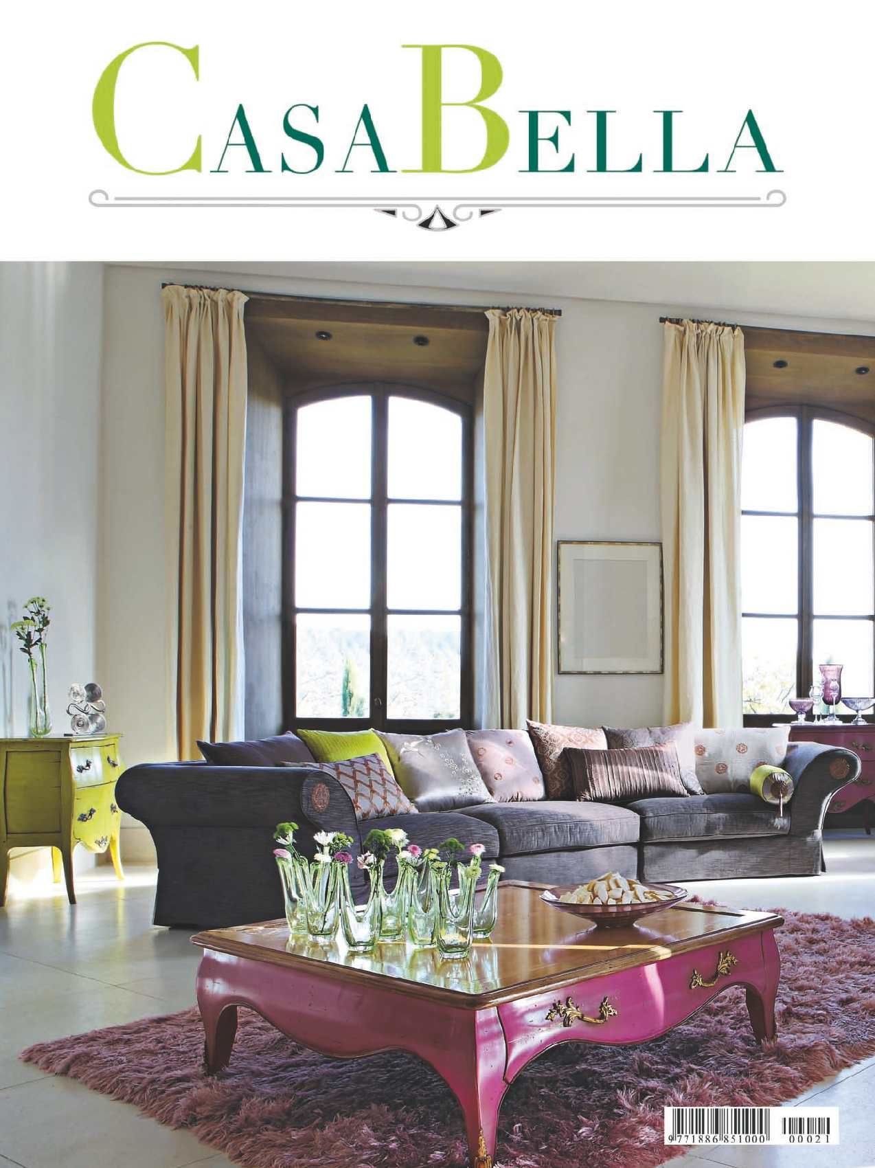 Calam o revista decoraci n casa bella for Bella casa d artigiano