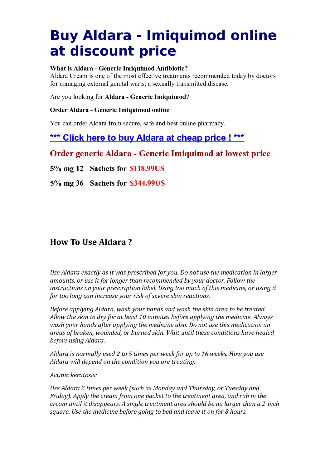 Calamo Buy Aldara Online In Cheap Prices