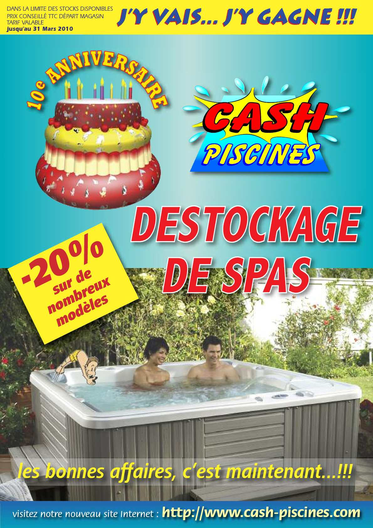 Calam o catalogue cash piscine - Piscine cash piscine ...