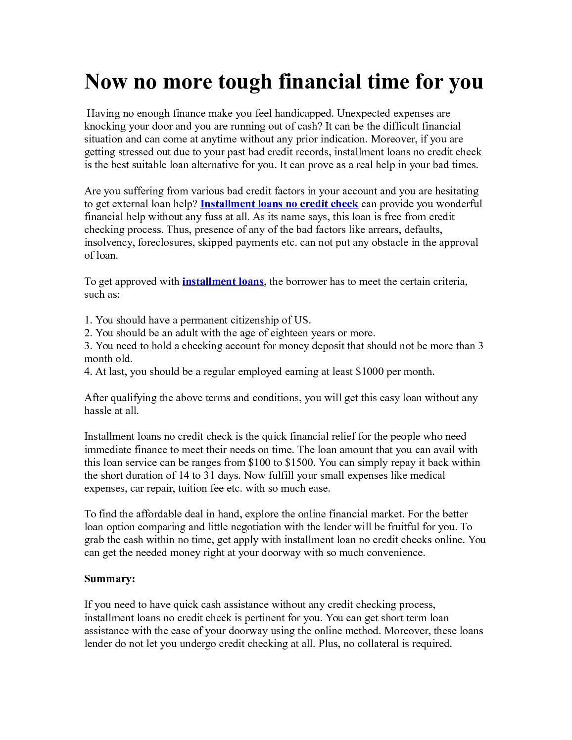 calaméo - payday loans- cash loans- installment loans no credit check